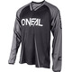 ONeal Element FR - Maillot manga larga - Blocker gris/negro